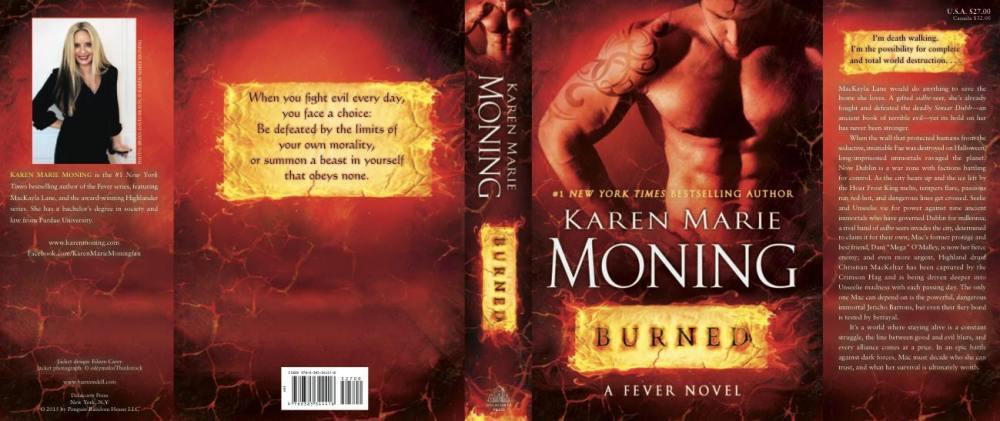 How I made my first book sale via Karen Marie Moning